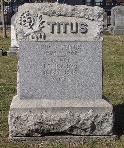 Louisa <I>Dye</I> Titus