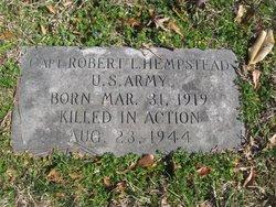 Capt Robert Louis Hempstead