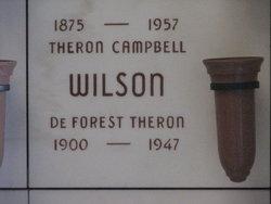 DeForest Theron Wilson