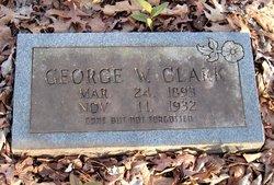 George W Clark