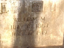 William Alexander Marion Engle