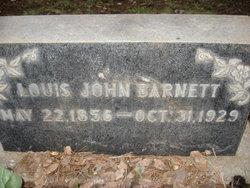 Louis John Barnett