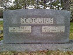 "Corintha Addeline ""Addie"" <I>Bagwell</I> Scoggins"