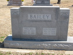 "Noble R. ""Red"" Bailey"