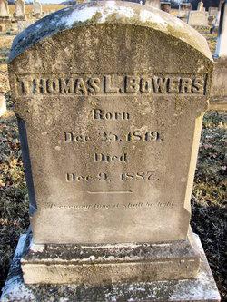 Thomas Lamb Bowers