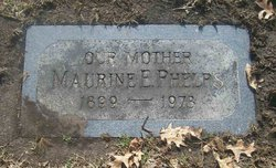 Maurine E. <I>Willard</I> Phelps