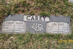 Robert Vanno Carey