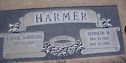 Kenneth W Harmer