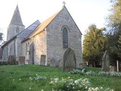 St Radegund Churchyard