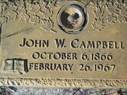 John William Campbell