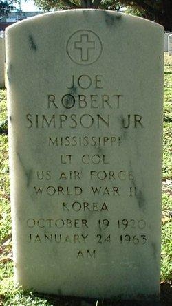 Joe Robert Simpson, Jr