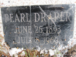Pearl Augusta <I>Grundvig</I> Draper