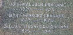 John Malcolm Grahame