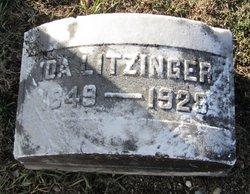 Ida <I>Fink</I> Litzinger