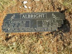 Laverne M. <I>Parent</I> Albright