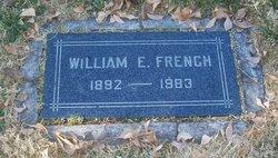William Elvis French