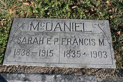 Francis Marion McDaniel