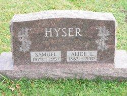 Alice L. Hyser