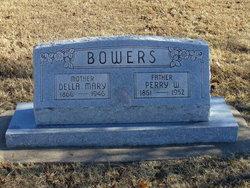 Della Mary <I>Stockwell</I> Bowers
