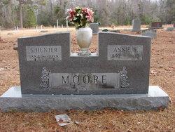 Annie <I>Shepherd</I> Moore