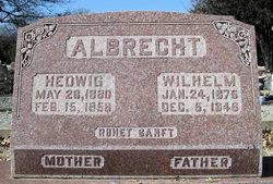 Wilhelm A Albrecht, Jr