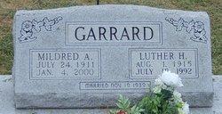 Mildred Arminta <I>York</I> Garrard