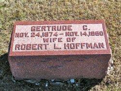Gertrude C. <I>Bonwell</I> Hoffman