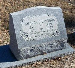Amanda Jane Cawthon