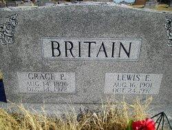 Grace Phenia <I>Delay</I> Britain
