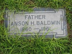 Anson H Baldwin