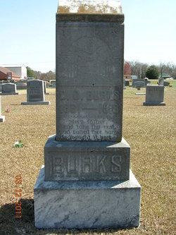 "David C. ""D.C."" Burks"