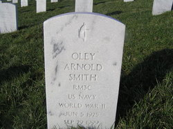 Oley Arnold Smith