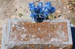 John Lary Barnes, Jr