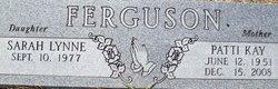 Patti <I>Page</I> Ferguson