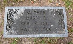 Mary Rebecca <I>Rowe</I> Murphy