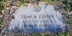PVT Thomas Anderson Coon