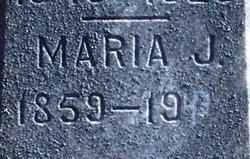 Maria J. Hill