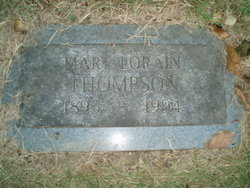 Mary Lorain Thompson