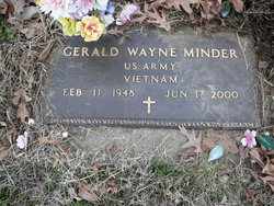 Gerald Wayne Minder