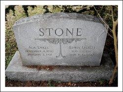 Ada P <I>Dykes</I> Stone