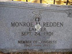 Monroe Minor Redden