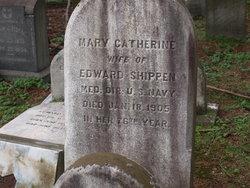 Mary Catherine <I>Paul</I> Shippen