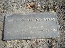John Cleveland Berry