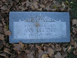 Ann <I>Deutsch</I> Achey