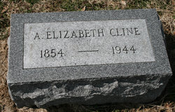 Ann Elizabeth <I>Reaugh</I> Cline