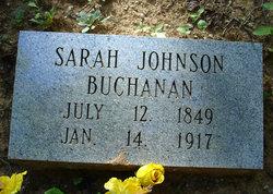 Sarah Johnson Buchanan