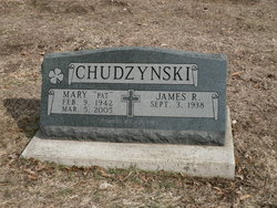 """Mary P """"Pat"""" <I>McDermott</I> Chudzynski"""