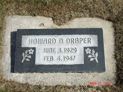 Howard Dean Draper