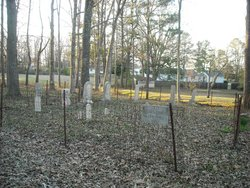 Old Gaines Chapel Cemetery