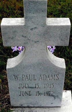 W. Paul Adams